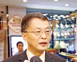 米健獲委任為首任局長