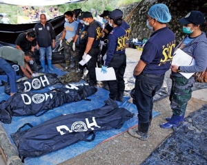 菲律賓65人罹難