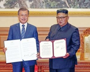 朝鮮半島開啟無核和平時代