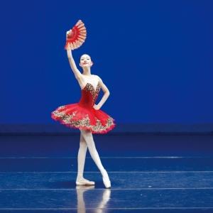 奪港「芭蕾舞賽」獨舞金獎