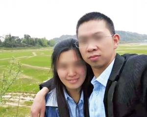 妻帶兩娃殉情亡