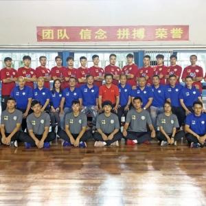 合組「廣東四廟」戰手球全國賽