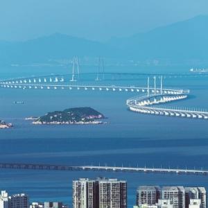 回顧港珠澳大橋 九年艱辛建設歷程
