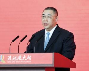 崔世安:中國夢騰飛的標誌