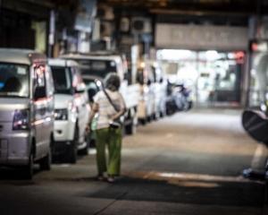 「山竹」颱風拒撤離 妹姐 背後的故事
