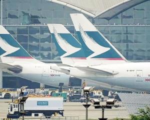 國泰航空拖七個月才公布