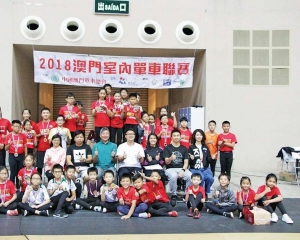 樊倚靖勇奪兩項賽事錦標