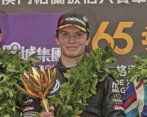 迪圖衛冕F3冠軍留美好回憶
