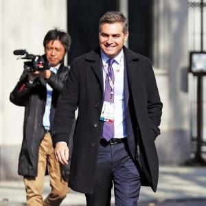 白宮恢復CNN記者採訪權