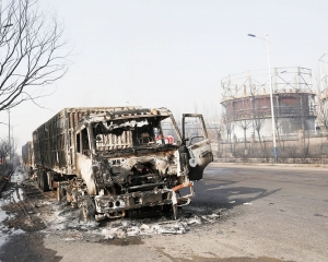 河北爆炸事故至少23死