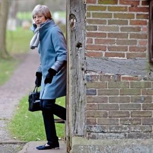 文翠珊坦言不樂觀 「可能不脫歐」