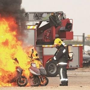 消防局購無人機協助救援
