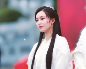 文詠珊扮王語嫣遭網民投訴