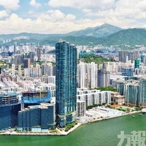 香港連續九年居首位
