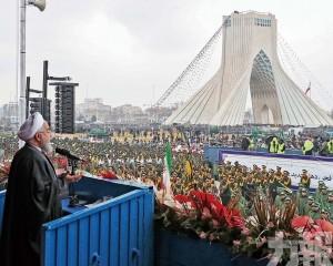 伊朗反美大遊行