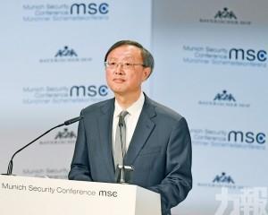 中國拒加入軍控條約
