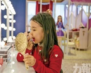 韓美妝業瞄準幼兒園女童