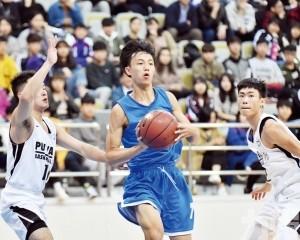 學界A組籃球塔石進行季軍戰