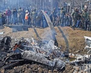 印度巴基斯坦互指擊落對方戰機