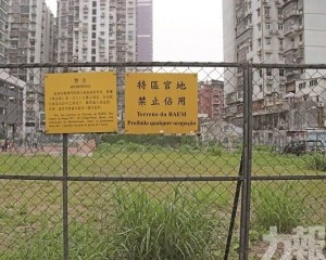 荒廢官地 只准養草?