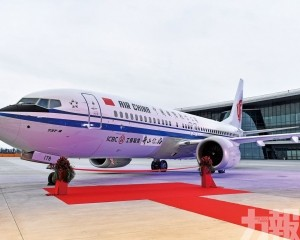 中國印尼停飛波音737 MAX 8