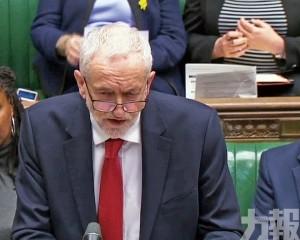 英國會表決仍難過關