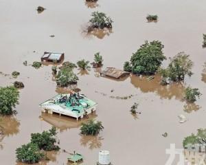 莫桑比亞恐逾1,000人亡