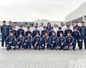 澳門代表征緬甸戰U23亞洲盃外圍賽