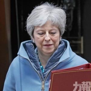 「 支持脫歐協議我就辭職」