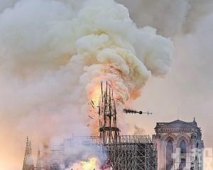 巴黎之心崩塌