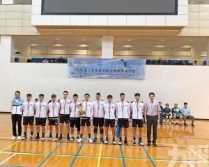 壹羿君子球公開聯賽首度稱王