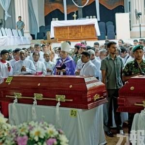 斯里蘭卡恐襲IS認責