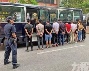 海關四日截三宗偷渡 捕17男女