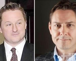 中國正式拘捕兩加拿大人