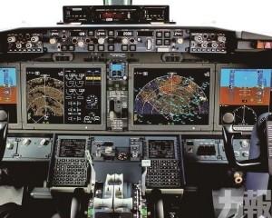 737 MAX模擬器軟體存