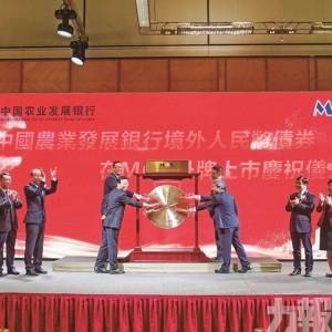 MOX獲五債券掛牌涉77億