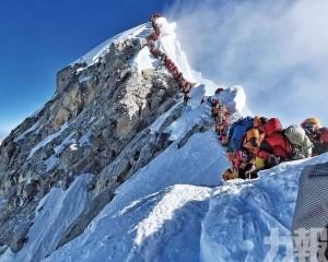 十天內11登山者殞命