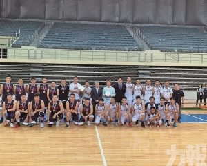 消福會摘籃球銀牌賽公開組冠軍