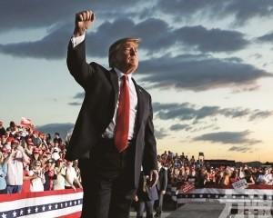 特朗普警告選民:我沒連任股市將大崩盤