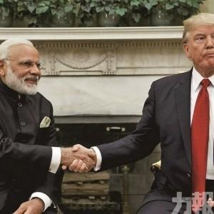 印度向28項美國貨加徵報復性關稅
