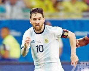阿根廷穩贏委內瑞拉