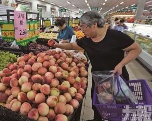 鮮果價格貴42.7%