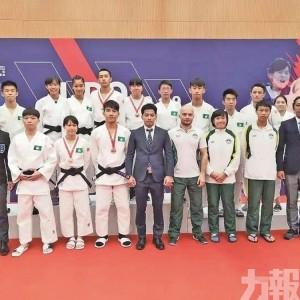 柔道小將亞洲盃香港站奪4銅牌