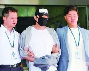 姜至奐承認性侵向受害者道歉