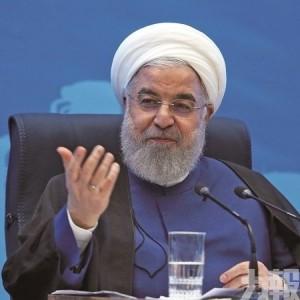 魯哈尼:伊朗願意談判