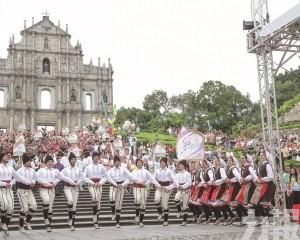 「國際青年舞蹈節」同慶回歸