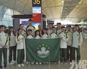 12跆拳道代表戰亞洲賽