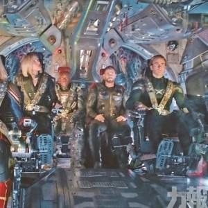 《 復仇者4》成全球最賣座電影
