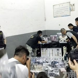 三男被捕包含民陣成員