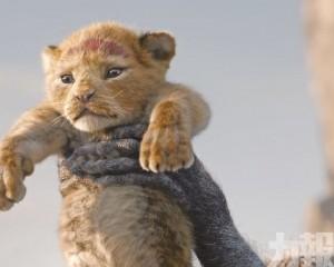 《獅子王》開畫全球收逾42億